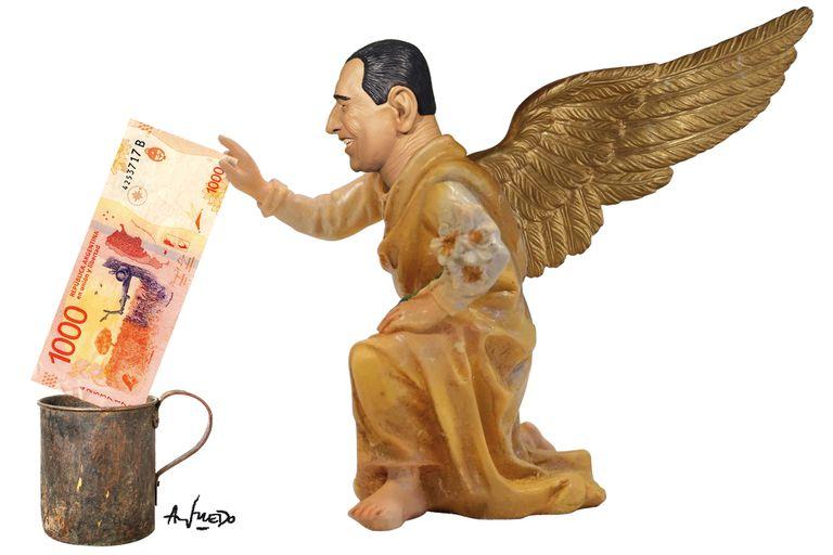"""El peronismo y la """"platita"""" preelectoral"""