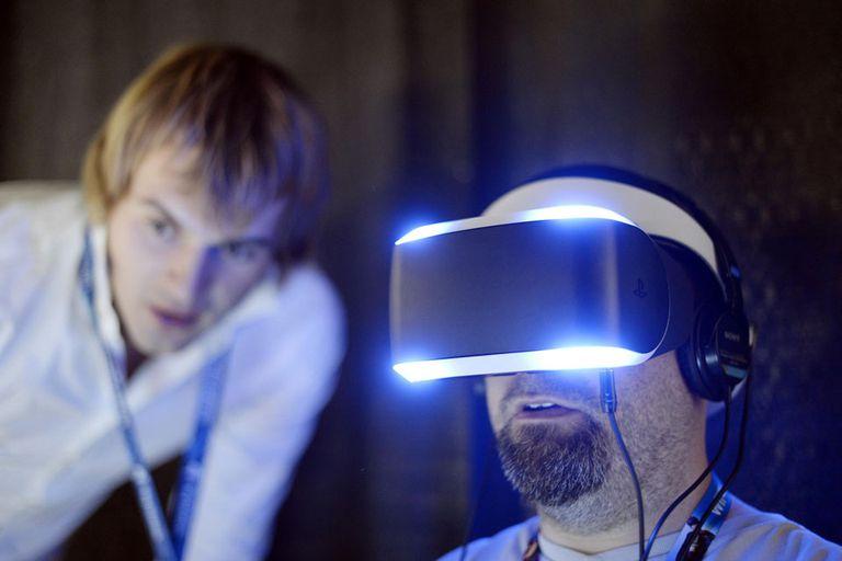 Sony ya tiene un nombre oficial para su visor Project Morpheus: ahora se llamará PlayStation VR