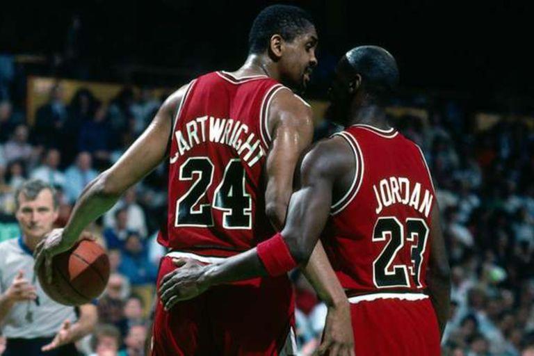 """Aquella amenaza a Jordan: """"Si volvés a hacer eso voy a romperte las dos piernas"""""""