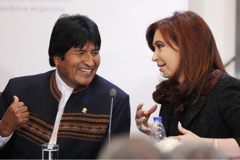 Senado: Cristina habilita un proyecto en defensa de Correa y Evo Morales