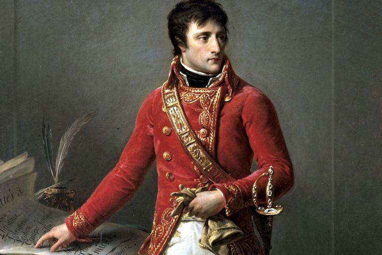Napoleón como primer cónsul de Francia