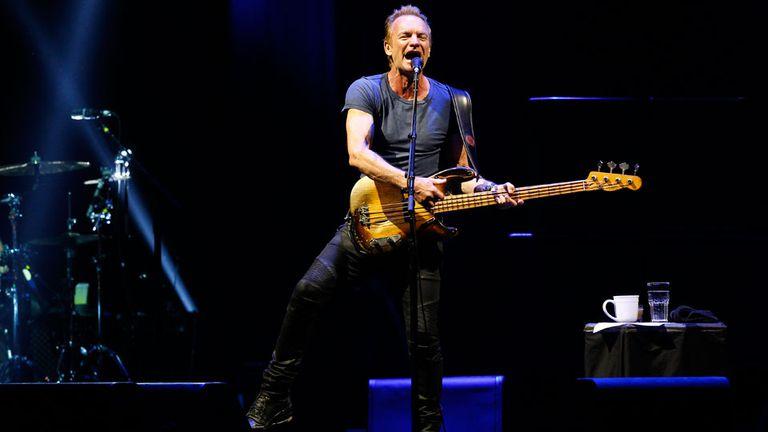 Los cinco momentos de Sting en Buenos Aires