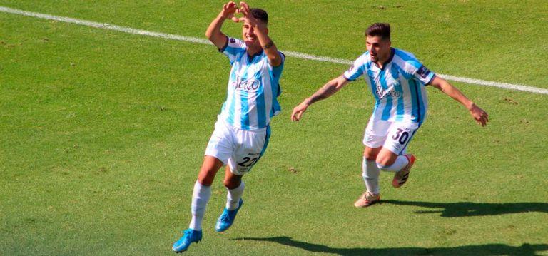 Un golazo de Pereyra hizo que Atlético Tucumán rescate un punto en el final ante Aldosivi