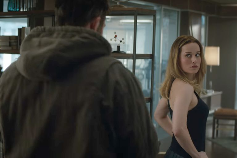 Marvel da algunas pistas en el nuevo trailer de Avengers: Endgame