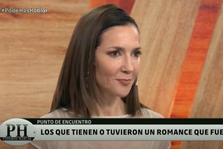 Al aire: Cristina Pérez deslizó un picante comentario sobre Rodolfo Barili