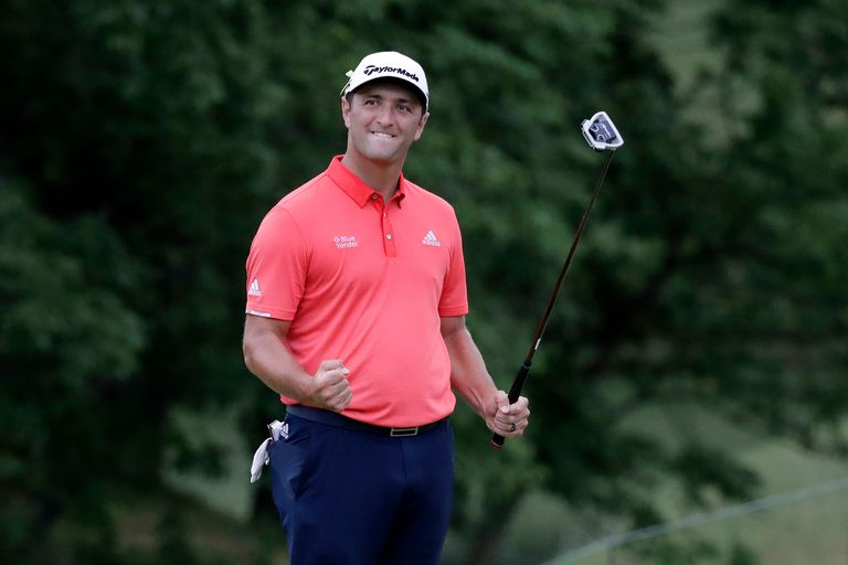 Rahm se inspiró en Severiano Ballesteros para lograr grandes objetivos en el golf