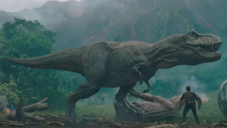 Imágenes de Jurassic World