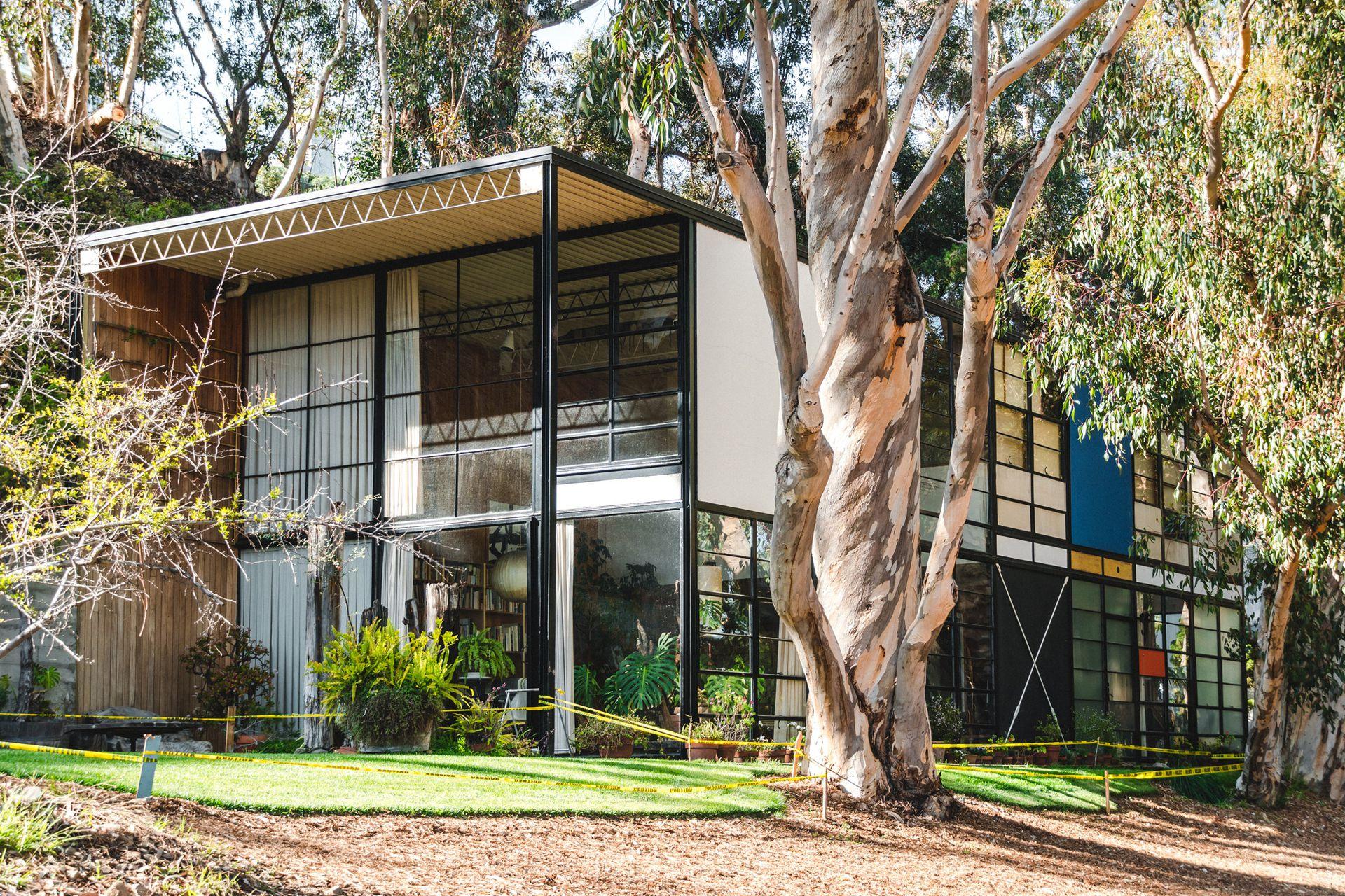 Casa Eames, de Ray y Charles Eames