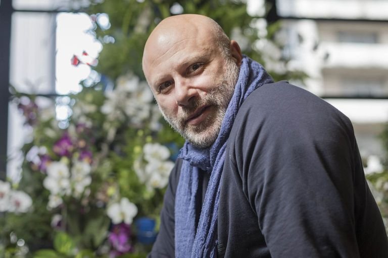 El director italiano Vincenzo Pirota