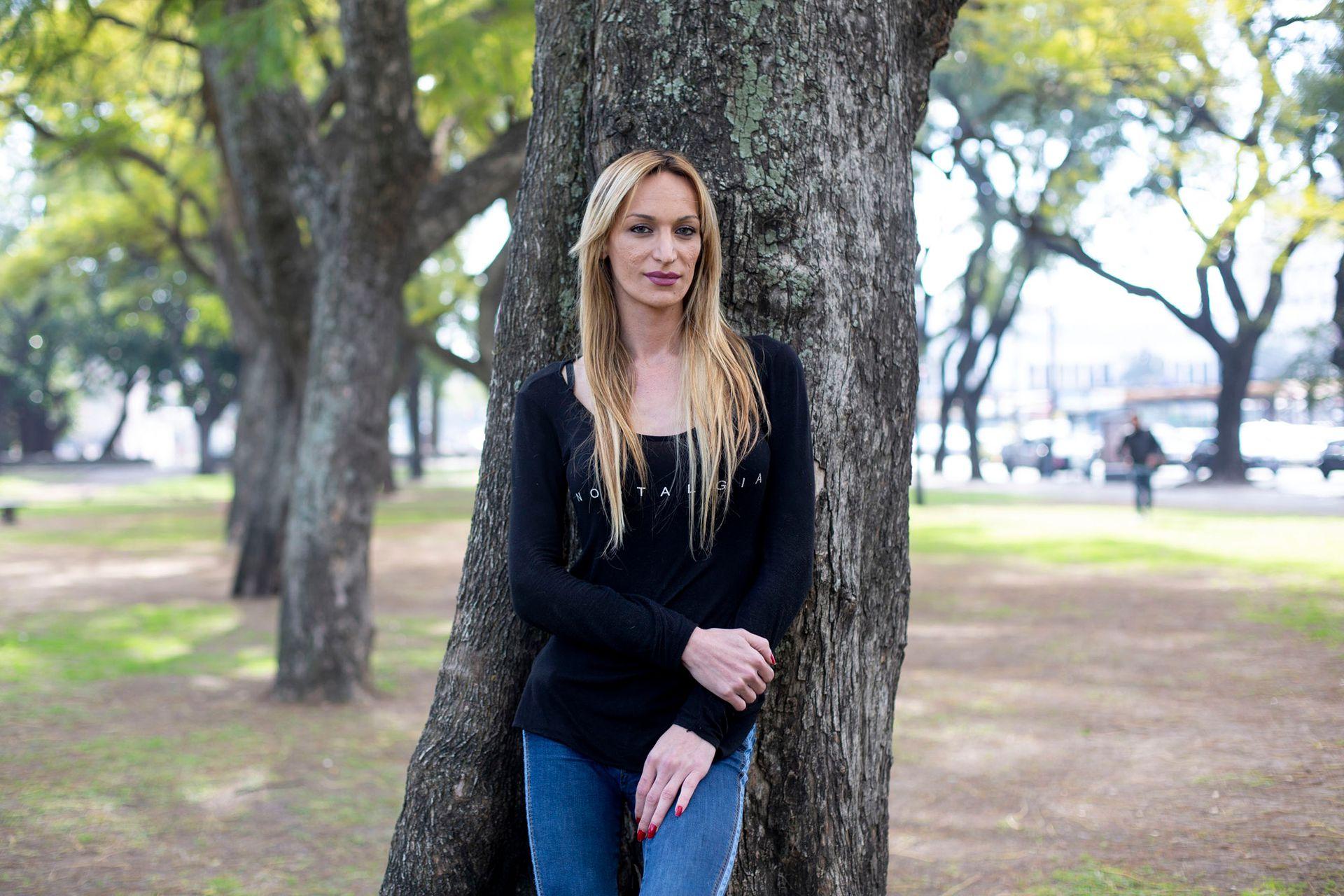 Maryanne Lettieri, profesora de inglés y actriz