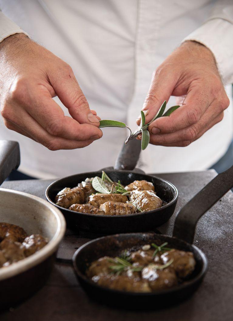 Topinambur, cómo sumar a la huerta y a tus platos el nuevo sabor de la cocina