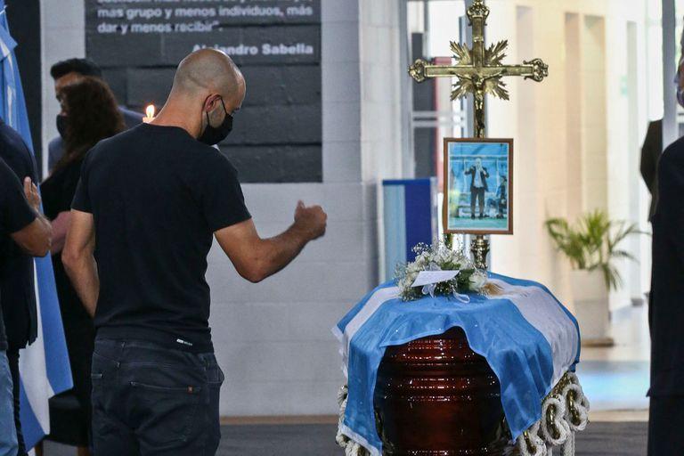 Adiós a Sabella: la emotiva despedida de Mascherano y una frase que lo recuerda