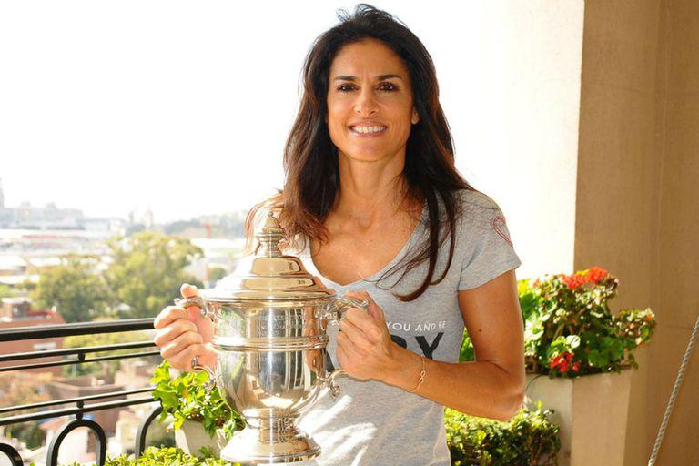 US Open. A 30 años del día que le cambió la vida a Gabriela Sabatini