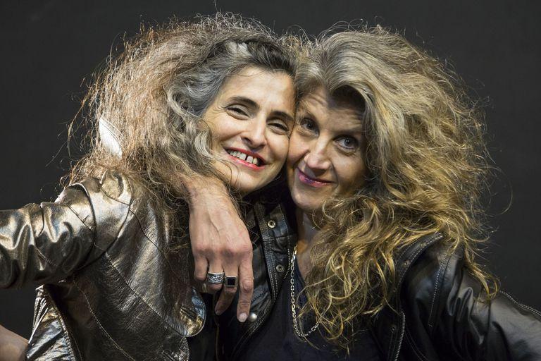 Amigas y compañeras: Claudia MacAuliffe y Sonia Novello