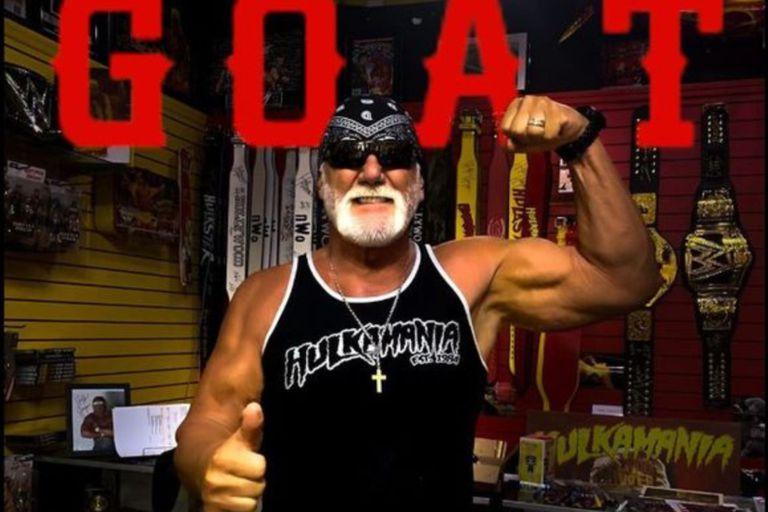 Hulk Hogan se convirtió en uno de los luchadores más reconocidos en el mundo, además de ícono de la cultura popular