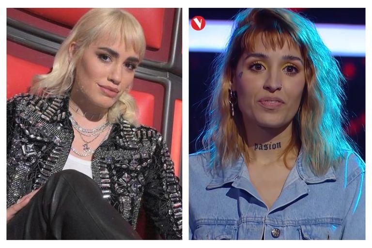 Luego de acusar a Lali de plagio, Ana Paula Rodríguez cantó en La Voz y la destrozaron en las redes