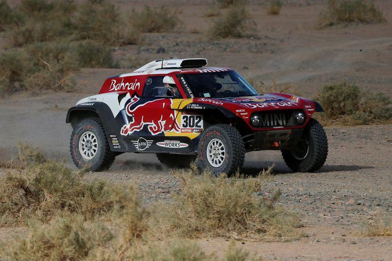 Stéphane Peterhansel ganador en la cuarta etapa del Dakar 2020