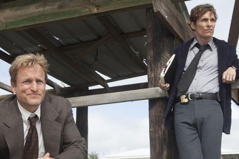Matthew McConaughey y Woody Harrelson son los protagonistas de True detectives