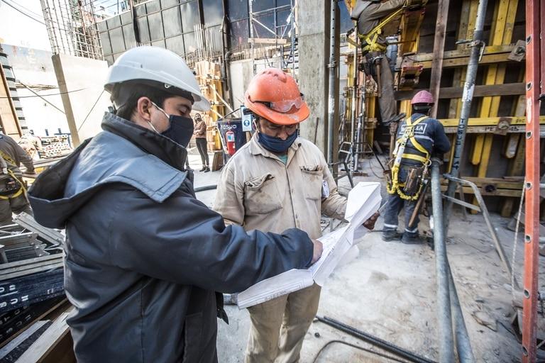 Actualmente el costo de construcción es 40% menor promedio 2012-2021.