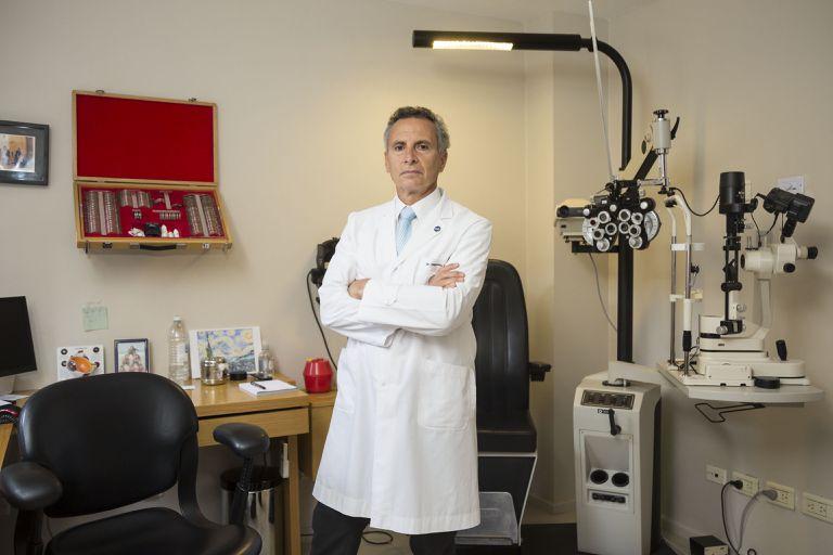 Pablo Daponte, presidente del Consejo Argentino de Oftalmología