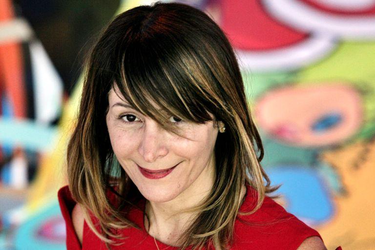 Ximena Caminos, artista plástica y gestora cultural. Es directora de Faena Arts Center