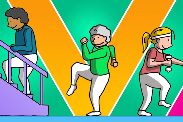 ¿Cómo recuperar la masa muscular perdida?