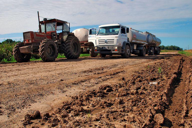 Caminos rurales más innovadores y sustentables