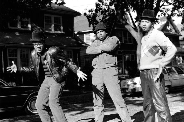 Las fotos inéditas de los íconos del hip-hop antes de ser estrellas