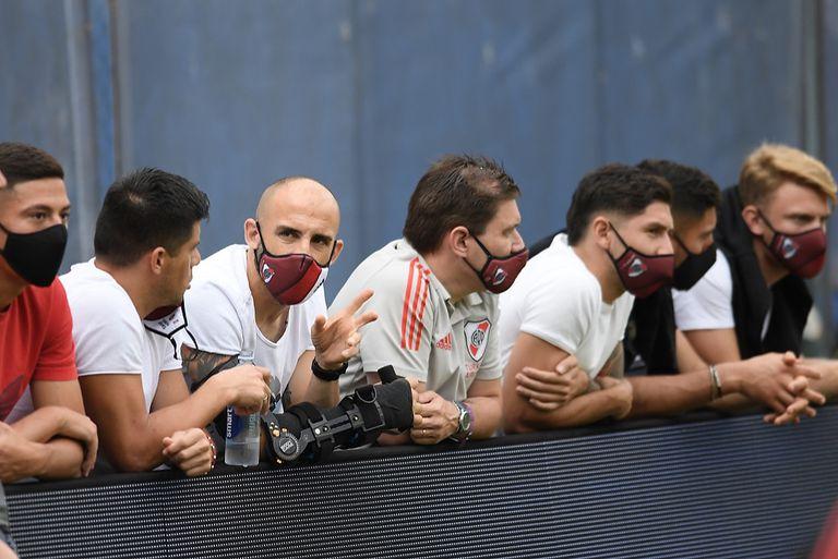 Javier Pinola sigue lesionado, una baja importante para Gallardo
