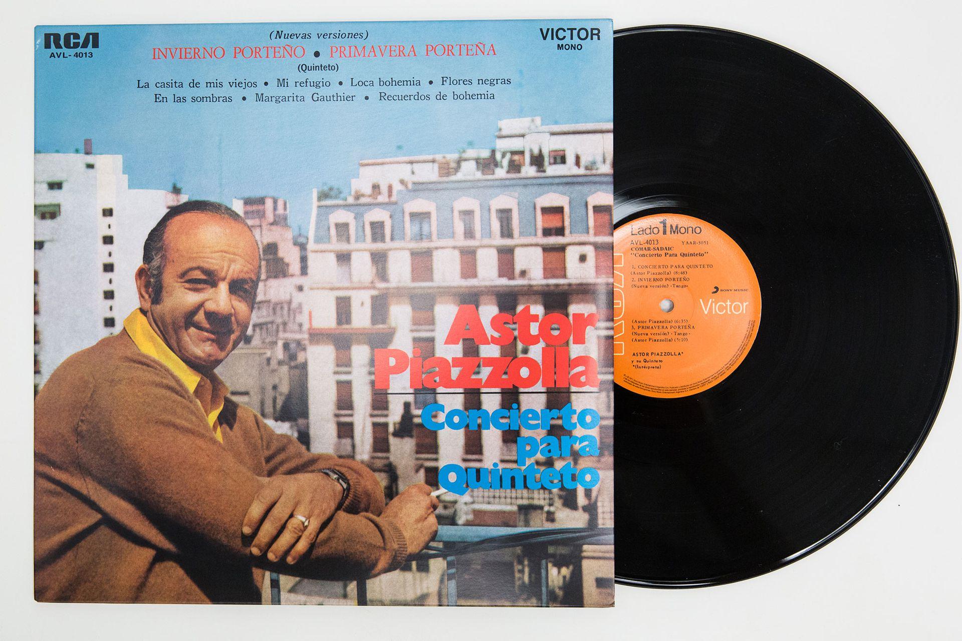 Astor Piazzolla - Concierto para Quinteto