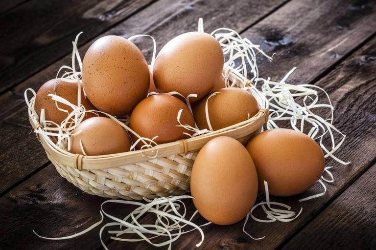 La vitamina D también se puede adquirir a través de los huevos