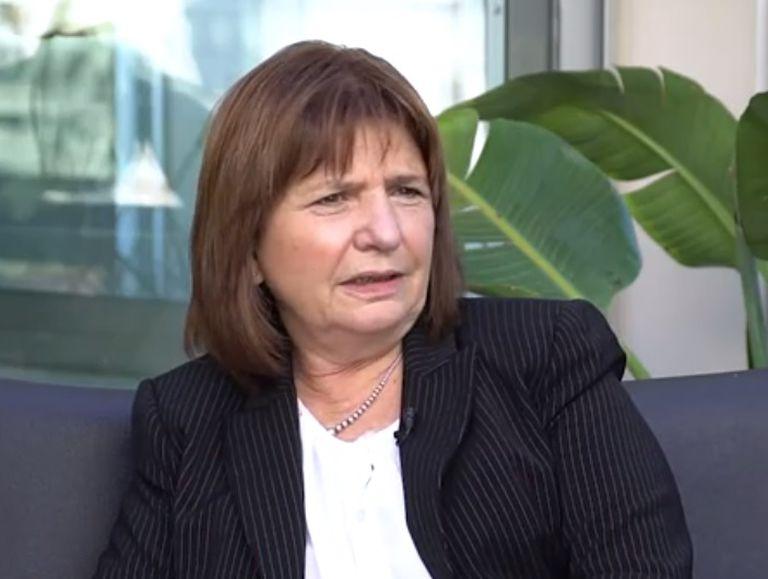 """Patricia Bullrich: """"Vidal trata de tomar distancia de nuestro propio gobierno"""""""