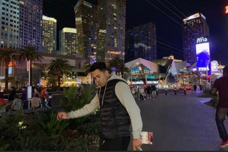 Uno de los sospechosos, de vacaciones en Miami