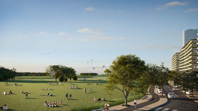 Cuánto revalorizará la zona el nuevo barrio que se construirá en la ex Ciudad Deportiva de Boca