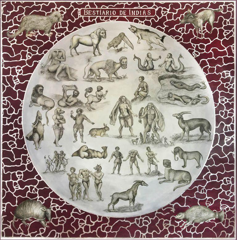 Adriana Bustos, la artista antropóloga: investigaciones transformadas en obras