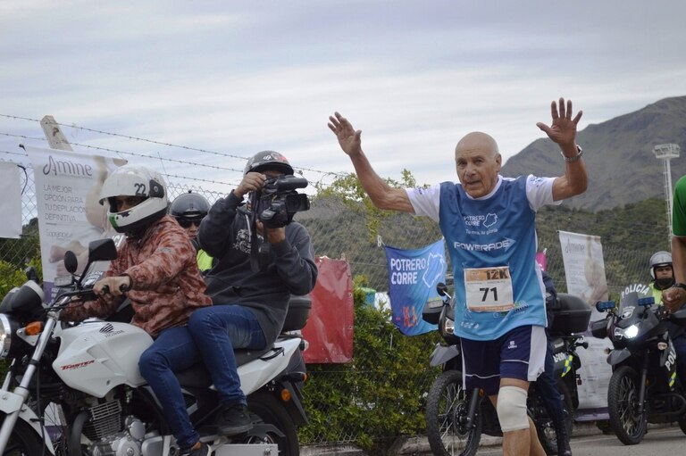 El sprint final de Pascualito