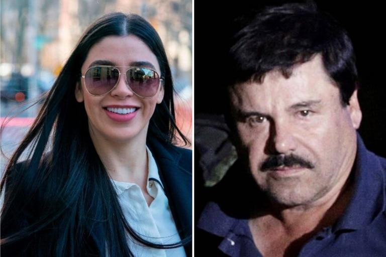Emma Coronel y El Chapo Guzmán se conocieron cuando ella participaba de un concurso de belleza.