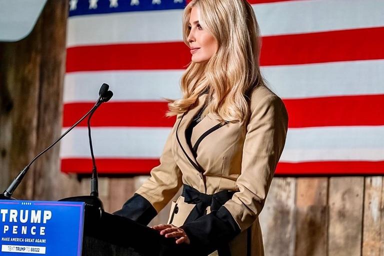 Ivanka. Su tiempo en la Casa Blanca se termina, ¿y empieza su carrera política?
