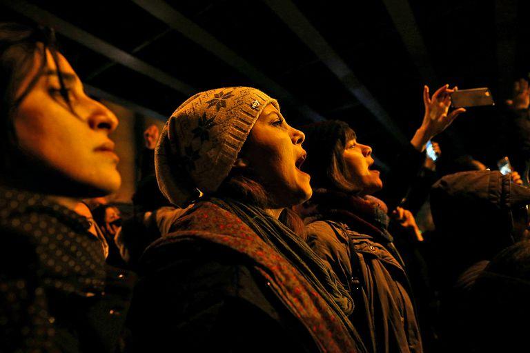 Muchos iraníes reclaman reformas al régimen