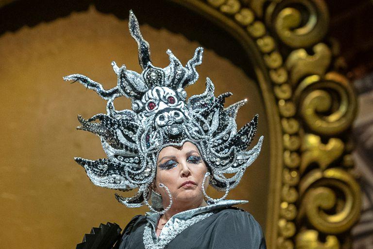 María Guleghina, en el rol central de la producción