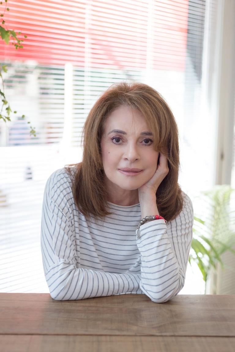 Leonor Benedetto es parte del elenco de La violación de Lucrecia, que se proyectará el 17 de abril, a las 20