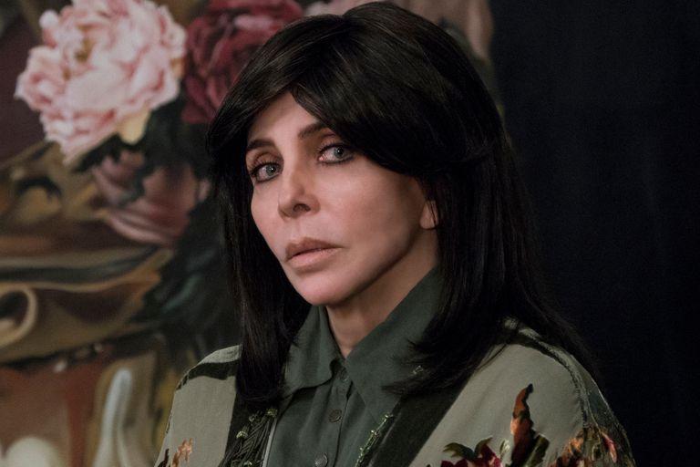 ¿Adiós definitivo? Verónica Castro, en su último trabajo en la pantalla chica: La casa de las flores