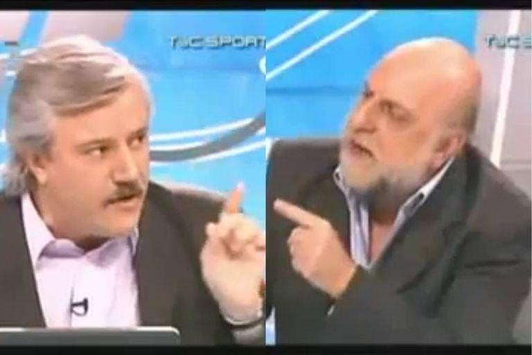 "Le pusieron un genial ""doblaje latino"" a la histórica pelea Fabbri-Pagani"
