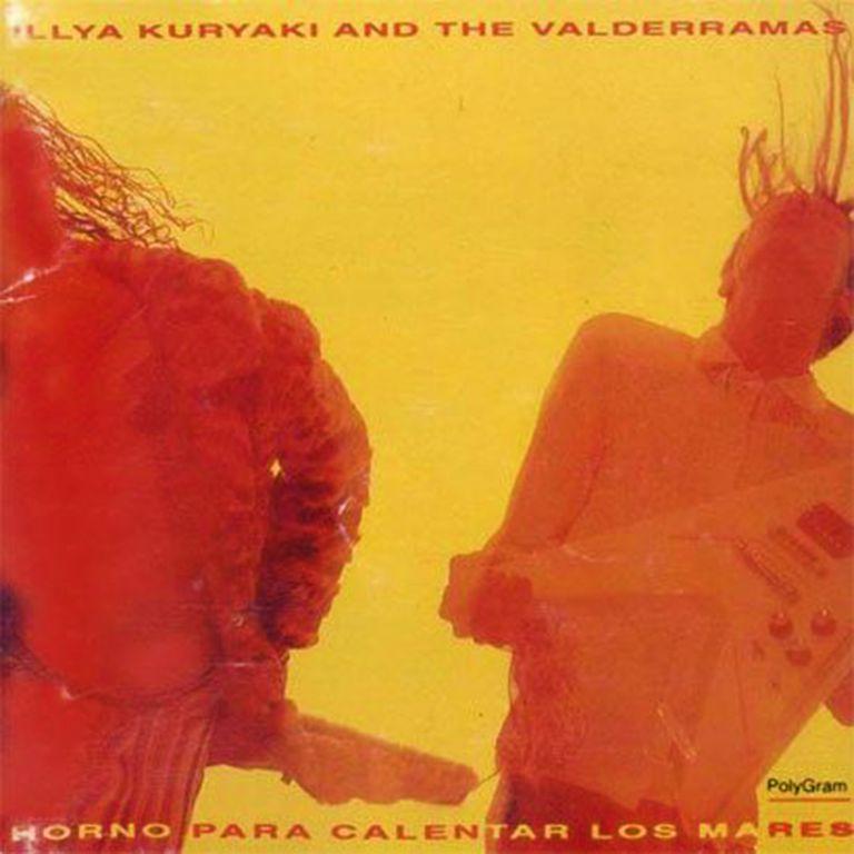 Horno para calentar los mares (1993), de Illya Kuryaki and the Valderramas, no se consigue en plataformas digitales