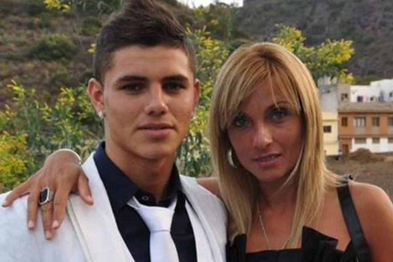 Qué dijo la mamá de Icardi sobre la crisis matrimonial de su hijo