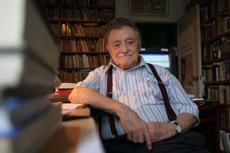 En septiembre próximo se cumplirá el centenario del nacimiento del uruguayo Mario Benedetti