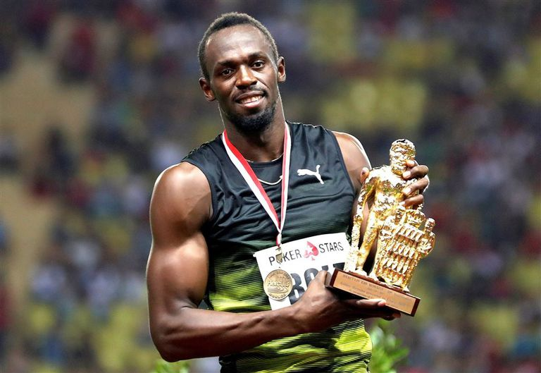 Bolt bajó los 10 segundos, pero está triste: se acerca el final
