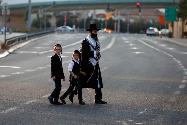 Septiembre es un mes con muchas festividades para los judíos.