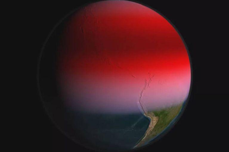 Los rayos gamma provocarían la destrucción del 50% de la capa de ozono que recubre la Tierra con solo entrar en contacto con ella durante 10 segundos