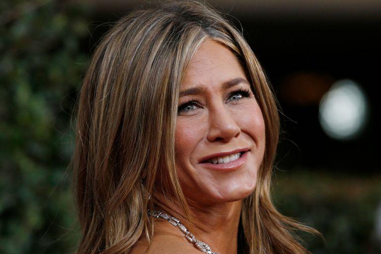 Jennifer Aniston mantiene una buena relación con sus ex